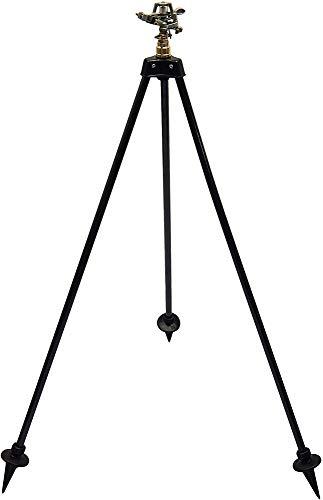 Arkai Renus Impuls-/Kreisregner auf Dreibein, Geka-kompatibeler Anschluss, bis 20 Meter, Sektoral auf 30°,60 °, 90° 180ˆ, 270° & 360° einstellbar