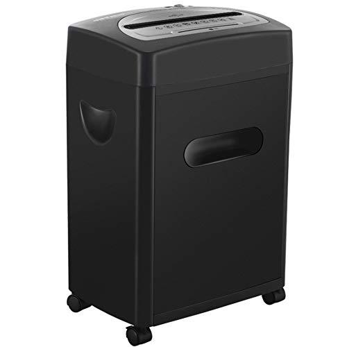 Best Bargain L.HPT 8 Sheet Shredders Cross Cut Home Office Supplies - Shredder Home Electric Mute Hi...