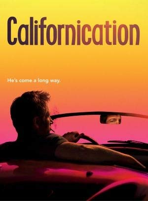 Californication – David Duchovny – U.S Movie Wall Poster Print - 43cm x 61cm / 17 Inches x 24 Inches A2