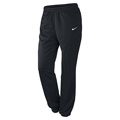 NIKE Hose Libero Knit Pantalón de Entrenamiento, Mujer, Negro/Blanco, XL