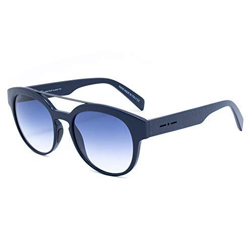 ITALIA INDEPENDENT 0900C-021-000 Occhiali da Sole, Blu (Azul), 50 Uomo