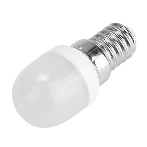 FOLOSAFENAR Lampada pigmea, Lampada da Forno a microonde E14 per Illuminazione Frigorifero(Bianco)