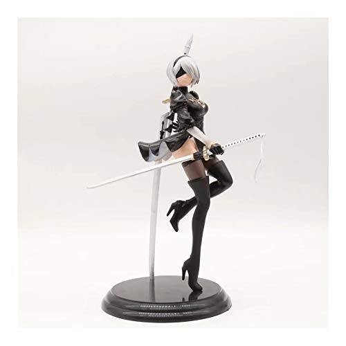 Battle Robot Miss Neal Anime Model Hand-Made PVC Crafts, is The Best Choice for Creative Gifts and Home Decoration Z-2020-7-20 image