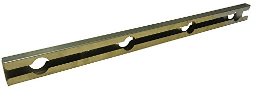 Music City Metals 08022 Stainless Steel Burner Replacement for Select Gas Grill Models by Broil-Mate, Huntington and Others