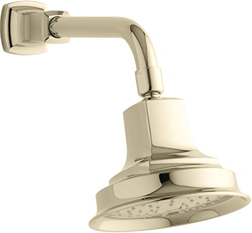 Kohler 45410-G-AF Alcachofa de ducha, Oro francés vibrante