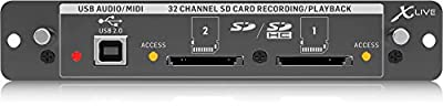 Behringer X-LIVE X32 Expansion Card for 32-Channel Live Recording