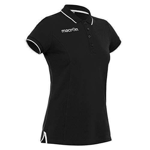 Macron Desi Polo pour femme via Sportkluft GmbH (noir/blanc, XXL)