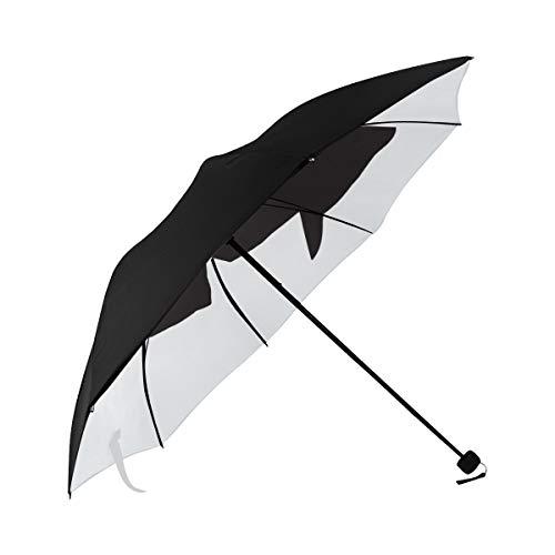 Sun Table Umbrella Classic Luxury Elegant Professional Male Server Underside Printing Umbrellas Sun Umbrella For Stroller Large Umbrella Travel With 95% Uv Protection For Women Men Lady Girl