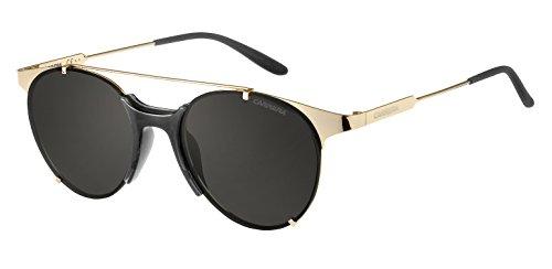 Carrera 128/S NR J5G Gafas de sol, Dorado (GOLD/BRW GREY), 52 Unisex-Adulto