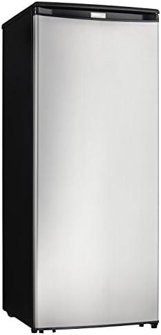Danby DUFM085A4BSLDD Designer Storage Upright Stand Alone Reversible Deep Freezer Cooler 8 5 product image