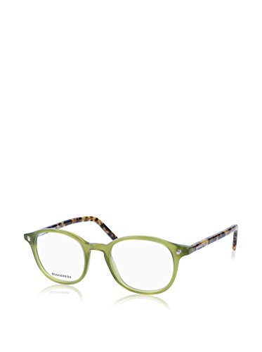 DSQUARED2 D Squared Montatura DQ5124-093-48 (48 mm) Verde/Marrone