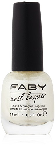 FABY Nagellack The Color of Light, 15 ml