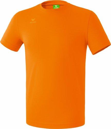 erima Herren T-Shirt Teamsport, orange, L, 208339