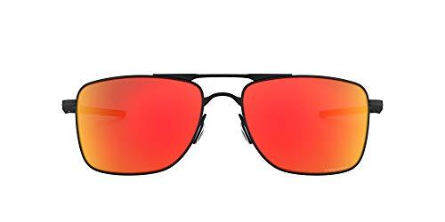 Oakley Gauge 8 Gafas, Negro, 55MM para Hombre