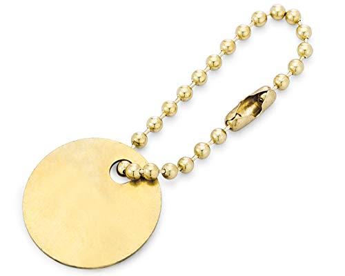 Brass Plate Chain - 2