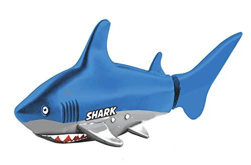 Ninco Tiburón Radio Control, color azul...