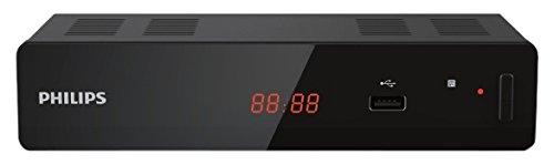 PHILIPS - DTR3202 Décodeur TNT HD - Noir