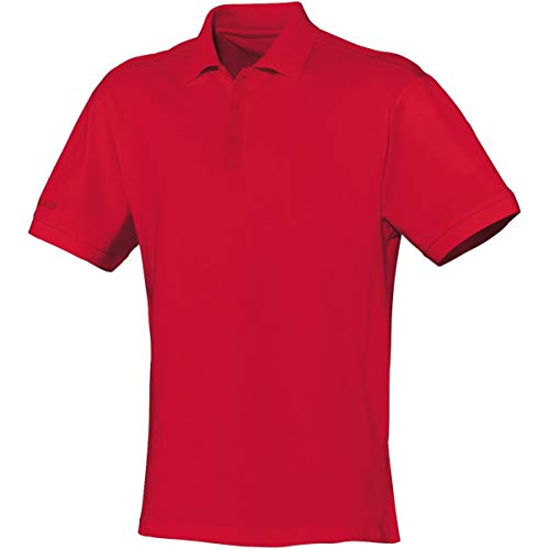 JAKO Polo Classic 3XL Rot