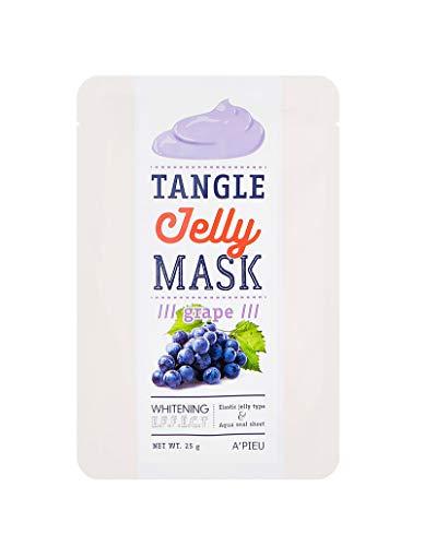 APIEU Tangle Jelly Mask Traube Grape Gesichtsmaske 1 Stück
