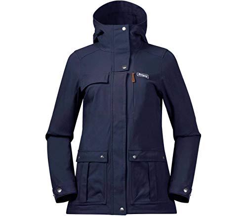 Bergans Nordmarka Jacke Damen Navy Größe XL 2021 Funktionsjacke