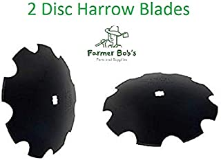 Best 18 notched disc blades Reviews