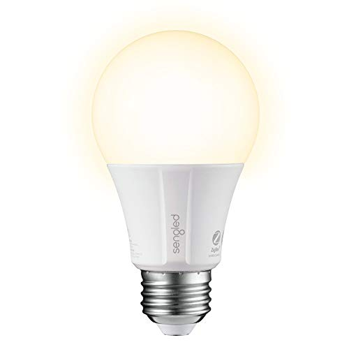 Sengled Element - Bombilla inteligente de diseño clásico, Blanco, E27, E27 230volts