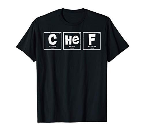 Cocinando: Periodic Table Chef - Cocinando Camiseta