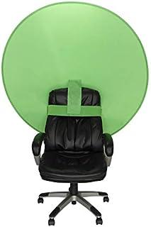 Webaround Big Shot Gen2 Portable Webcam Background, 56 Inches, Chroma Key Green