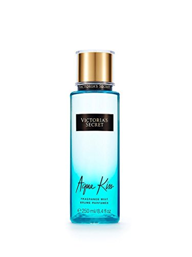Victoria Secret New! AQUA KISS Fragrance Mist 250ml