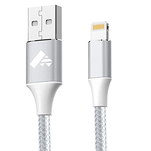 iPhone Charger Cable 2m, iPhone Charging Cable MFi Certified Lightning...