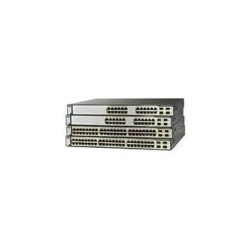 Cisco WS-C3750G-24T-S Catalyst Ethernet Switch