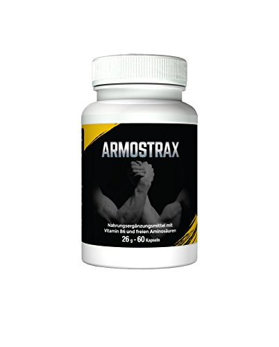 Armostrax - Das Originalprodukt für Muskelaufbau