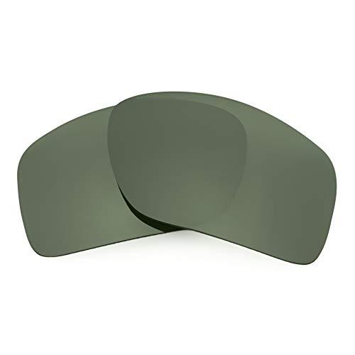 Revant Ersatzgläser für Oakley Big Taco, Polarisiert, Graugrün