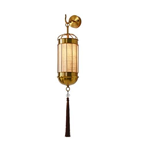 NXYJD Lámpara de Pared Creativa Moderna Sala de Estar Dormitorio Escalera de Noche lámparas Decorativas Simples