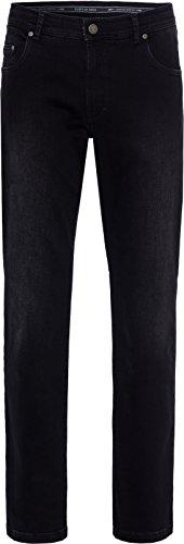 BRAX Herren Style PEP Tapered Fit Jeans, Black, W33/L32 (Herstellergröße: 48)