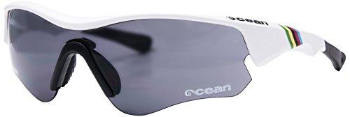 Ocean Sunglasses - Iron - lunettes de soleil - Monture : Noir Mat - Verres : Fumée (94000.9)