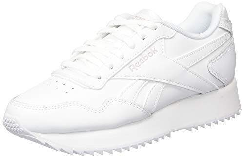 Reebok Royal Glide RPLDBL, Zapatillas de Deporte para Mujer, Multicolor (White/Ashen Lilac 000), 36 EU