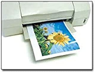 Magnet Valley 10 Sheets of Glossy Inkjet Printable Magnetic Paper 8.5