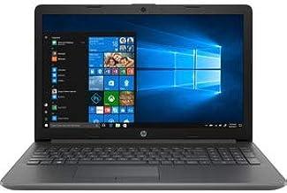 """HP 15-da1047nr 15.6"""" Touchscreen Notebook, Intel Core i5-8265U, 8GB RAM, 1TB HDD, Windows 10 Home 64-Bit (6FH32UA#ABA)"""