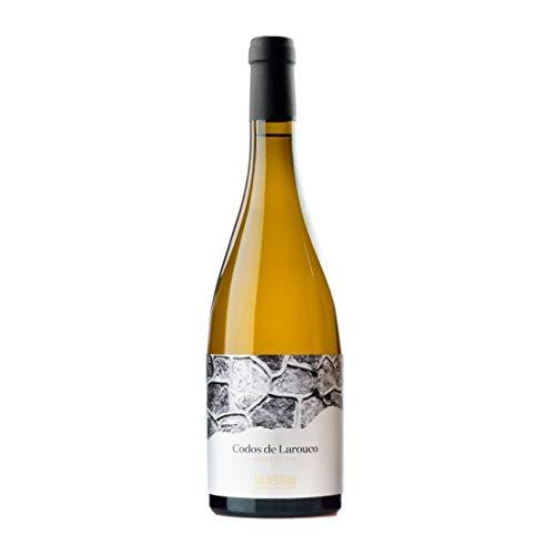 Botella de Vino Blanco Codos de Larouco Godello 2016 Denominación Origen Ribeiro