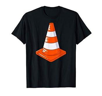 Traffic Cone Halloween Costume T-Shirt