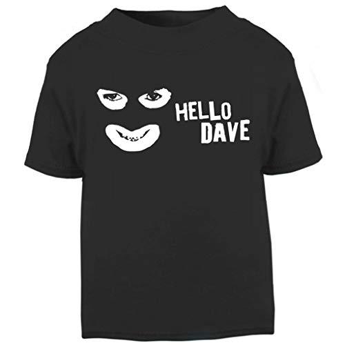Cloud City 7 Hello Dave Papa Lazarou League of Gentlemen Baby and Toddler Short Sleeve T-Shirt