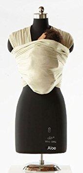 Fular portabebés EllaRoo Aloe (4.2 mts)