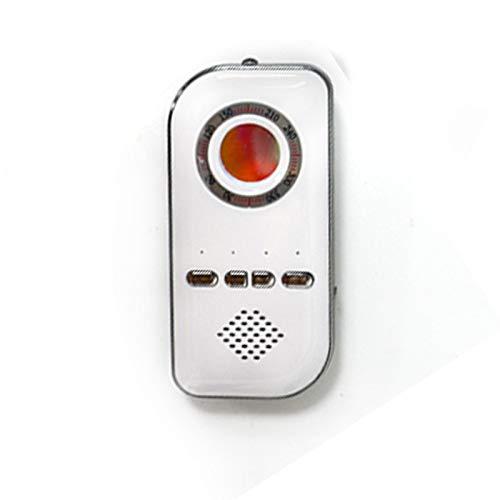 YXYOL Bug RF Detector de señal inalámbrica del escáner, Anti Detector de la cámara Oculta espía, Alarma de Seguridad Personal de Seguridad de Movimiento