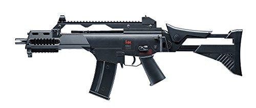 Heckler & Koch Softairgewehr Softair Gewehr elektrisch AEG MAX. 0,5Joule Rifle Airsoft, Unisex Adulto, Negro, estándar