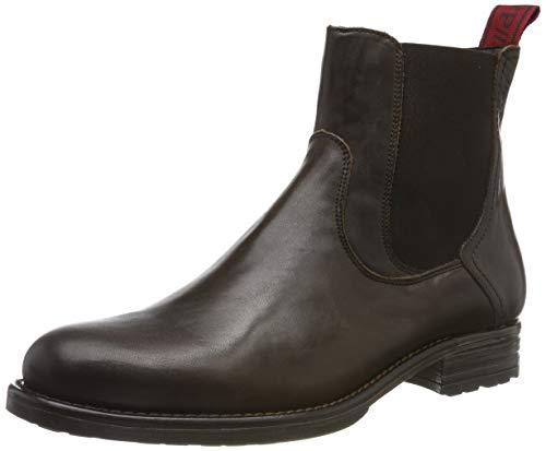 Marc O'Polo Herren 90825005002100 Klassische Stiefel, Braun (Dark Brown 790), 44 EU