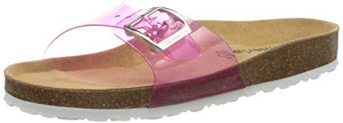 Tamaris Damen 1-1-27520-24 Slipper, Pink (PINK Trans. 588), 38 EU