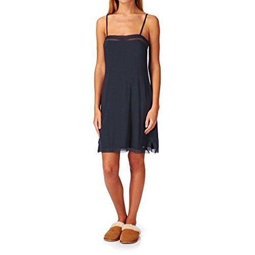 Calvin Klein Underwear Icon Sleepwear - Chemise - Camisón para mujer, Color Azul (SPEAKEASY 3SY), Talla 38 (M)