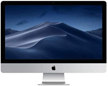 Apple iMac (27-inch Retina 5K Display, 3.6GHz 8-core 9th-Generation Intel Core i9 Processor, 512GB SSD) - (Latest Model)