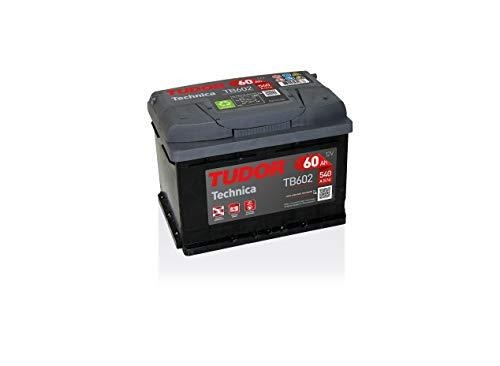 TUDOR TECHNICA TB602 Batería, 12 V 60 Ah 540 A